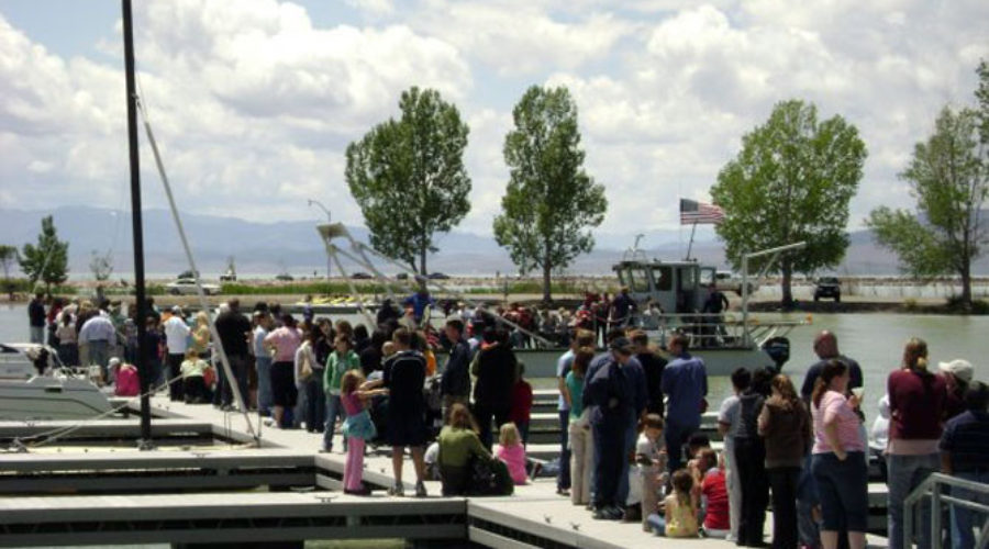 Announcing the 7th Annual Utah Lake Festival