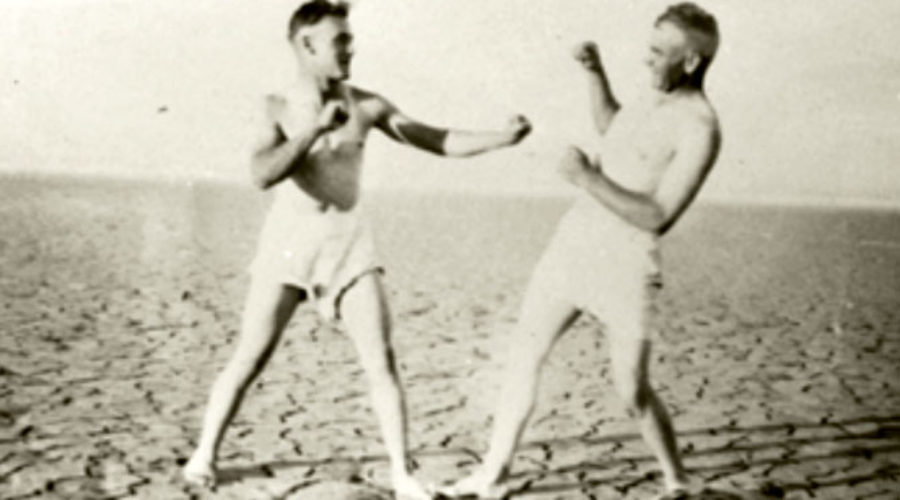 Did you know? A boxing match was once staged at the bottom of Utah Lake