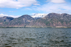 "Foreigner on Utah Lake: ""It's the best state park I've visited"""