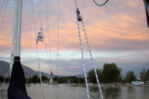 Sailing: Something to treasure on Utah Lake