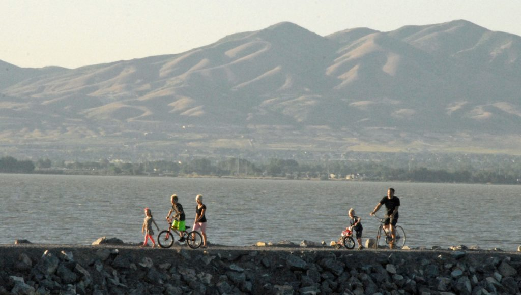 Utah Lake Cleanup Day: September 19th