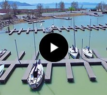 Lindon Marina, youtube video